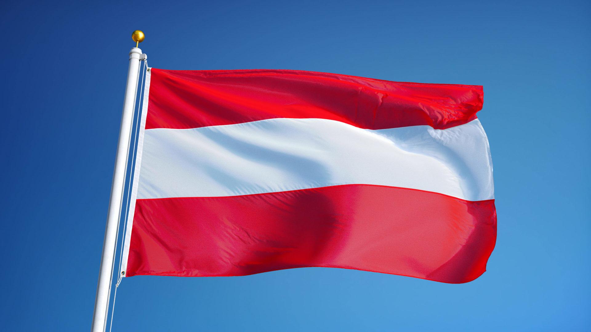 Nationalfahnen Österreich - Nationalflaggen Österreich